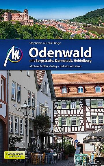 Michael Müller - individuell reisen - Odenwald mit Bergstraße, Darmstadt, Heidelberg