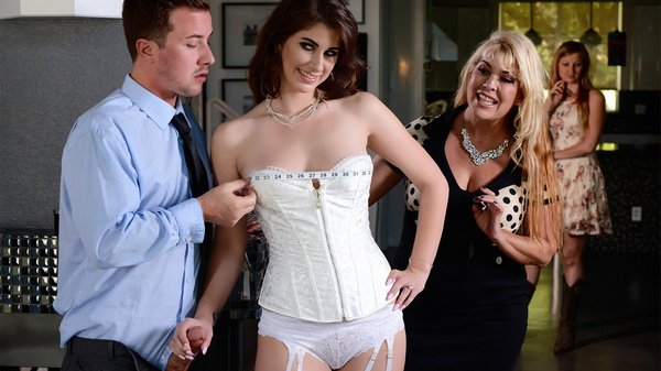Karina White - Say Yes To Getting Fucked In Your Wedding Dress 14.11.2016