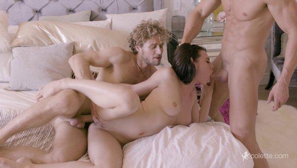 Aidra Fox - Aidras Ultimate Sexual Fantasy 28.07.16