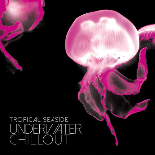 2 сборника музыки - Tropical Seaside: Underwater Chillout, Moebius Records: Life