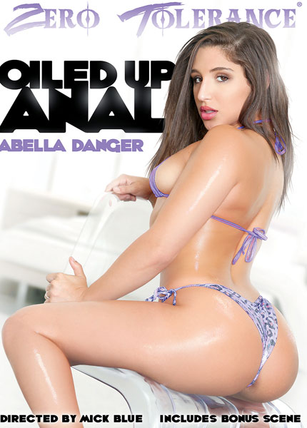 Oiled Up Anal Cover