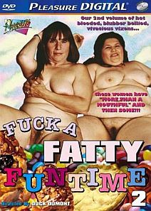 Fuck A Fatty Funtime 2 Cover