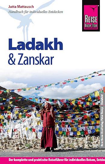 Reisehandbuch - Ladakh und Zanskar