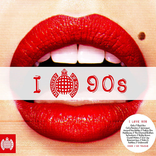 Ministry Of Sounds: I Love The 90s (2016)
