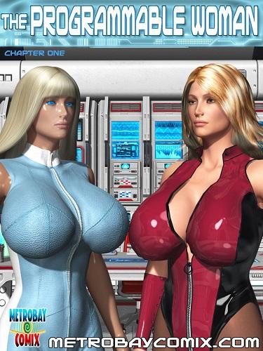 MetrobayComix - The Programmable Woman 1