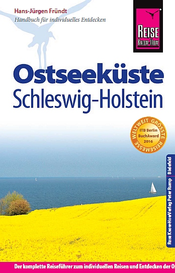 Reisehandbuch - Ostseeküste Schleswig-Holstein