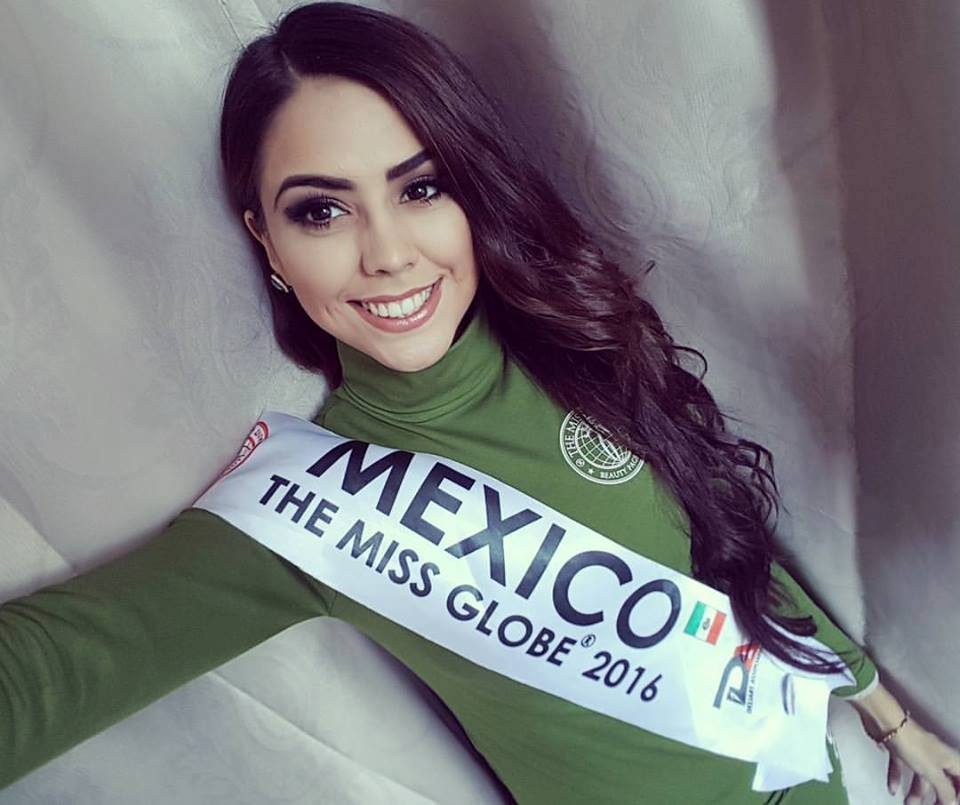 andrea torres damian, the miss mexico globe 2016. Kh8m5jkk