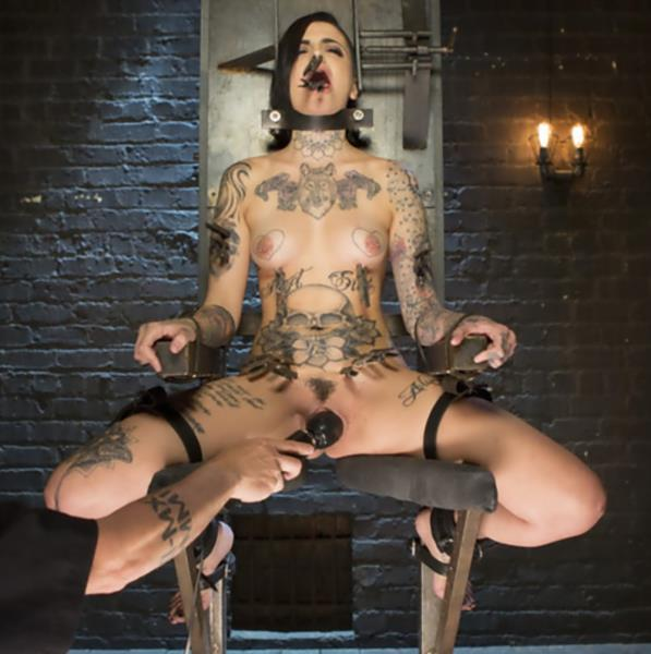 Leigh Raven, The Pope - Breaking the New Girl - Leigh Raven 720p