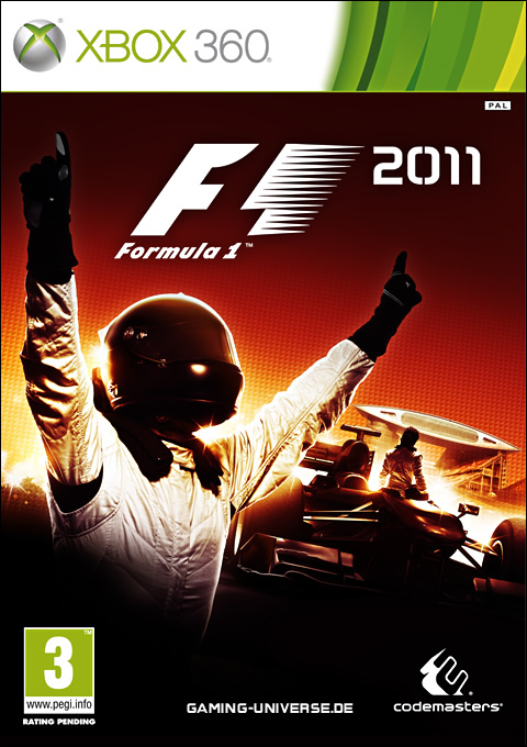 F1 2011 Xbox360-Complex
