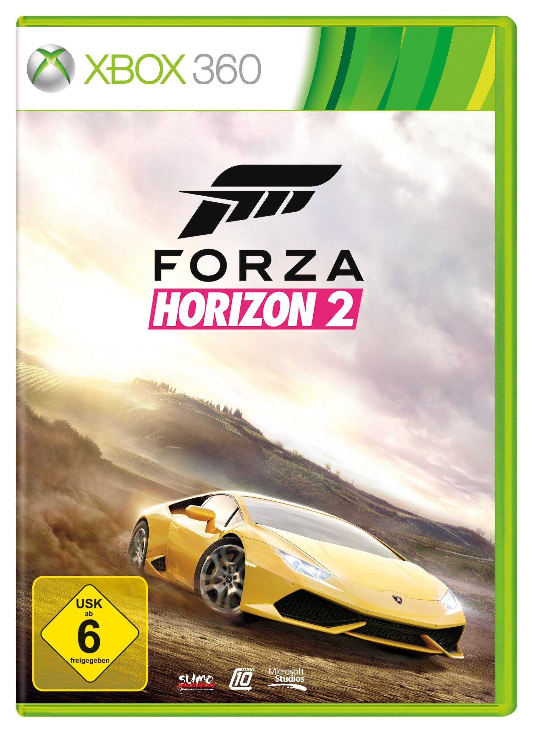 Forza Horizon 2 Xbox360-iMars