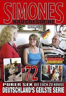 Simones Hausbesuche 72 Cover