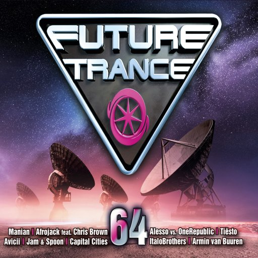 Various Artists-Future Trance 64