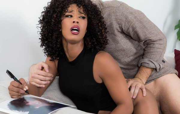 Misty Stone - My Girlfriend Is In Love With You 19.11.2016