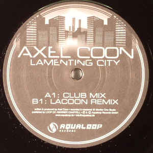 Axel Coon - Lamenting City
