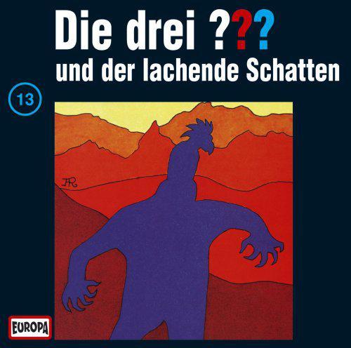 Die Drei Fragezeichen-F13 Und Der Lachende Schatten F14 Und Das Bergmonster-Voice
