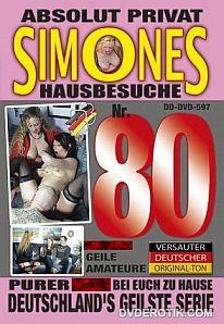 Simones Hausbesuche 80 Cover