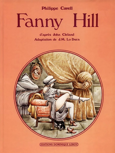 Ph. Cavell - Fanny Hill (French)