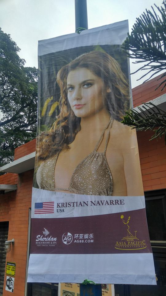 kristian navarre, miss usa asia pacific international 2016. Yzieb9wo