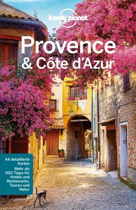Provence, Côte d Azur (Lonely Planet)