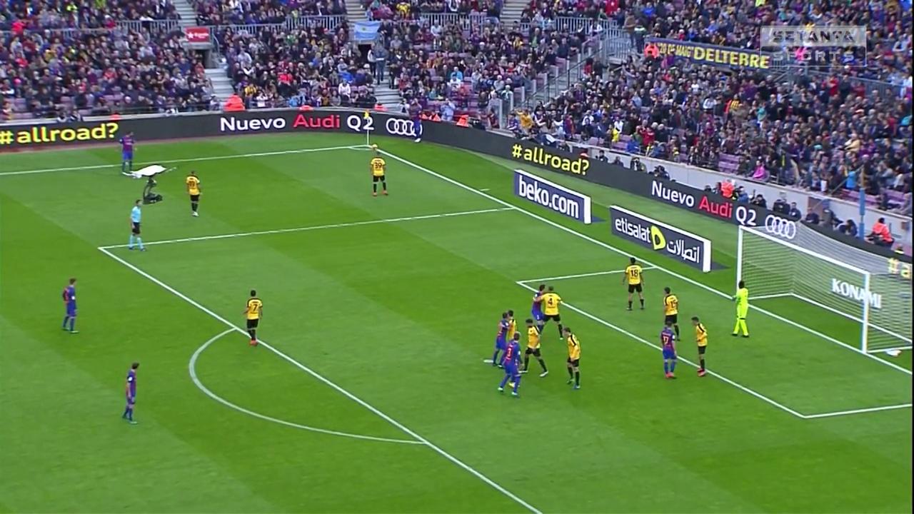 Футбол. Чемпионат Испании 2016-17 (12-й тур) Обзор матчей (2016) HDTVRip 720p