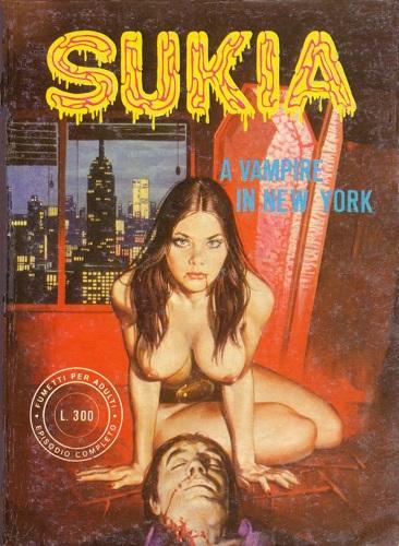Sukia 01 - Sukia La Vampira de New York