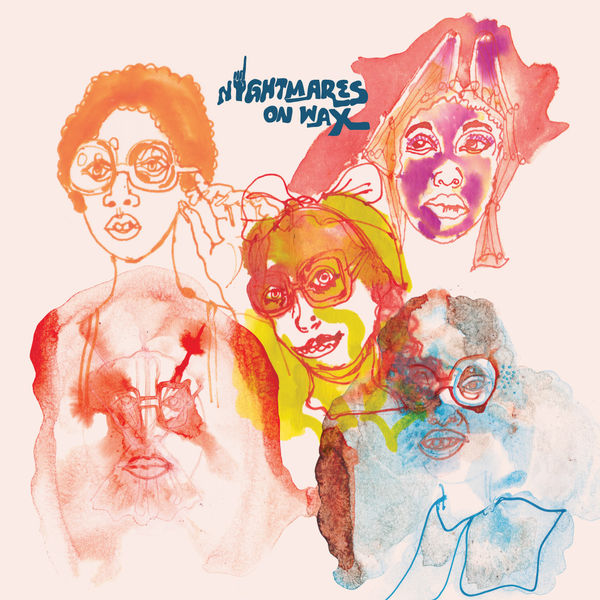 Nightmares On Wax - Ground Floor (2016)