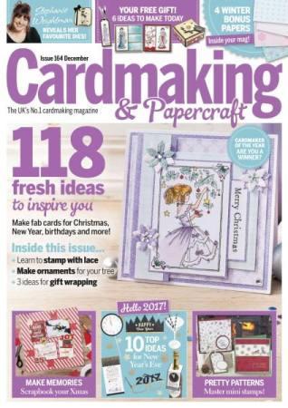 Cardmaking & Papercraft  №164 2016