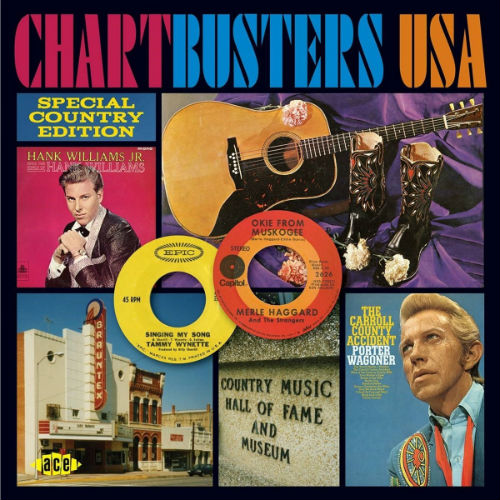 Chartbusters USA Special Country Edition (2016)