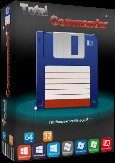 Total Commander v9.22 (x32-x64) + Portable