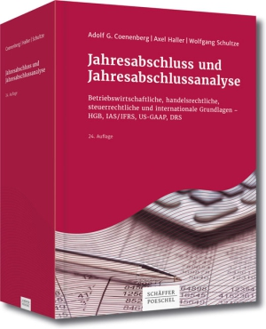 Jahresabschluss und Jahresabschlussanalyse - Betriebswirtschaftliche, handelsrechtliche, steuerrechtliche und internation ale Grundlagen