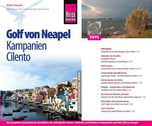Golf von Neapel, Kampanien, Cilento
