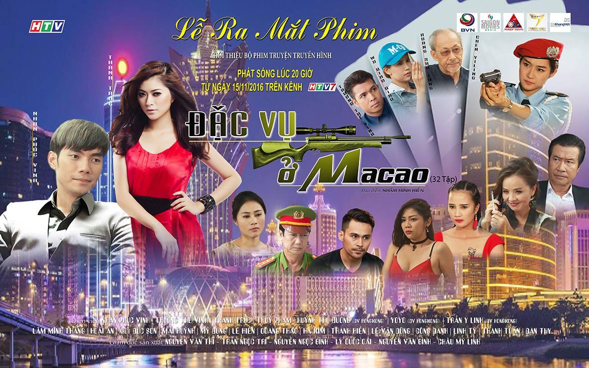 Đặc Vụ Ở Macao (AVI) - 37/37 tập
