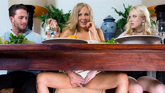 [DigitalPlayground] Julia Ann, Lily Rader - Stuffing the Turkey Stream
