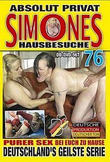 Simones Hausbesuche #76 Cover