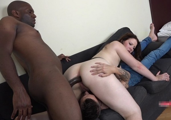 Carol Wings wants to try hardcore interracial cuckold with her boyfriend IV009