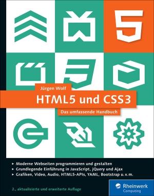 Html5 und Css3 - Das umfassende Handbuch