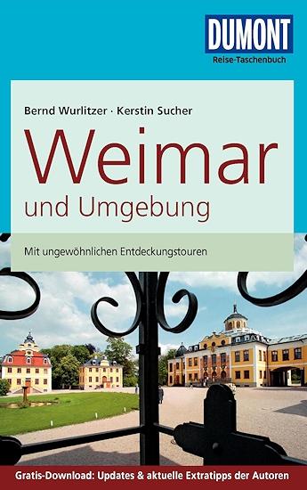 Dumont - Reise-Taschenbuch - Weimar und Umgebung