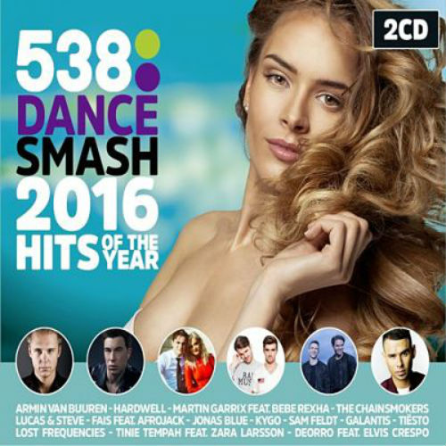 538 Dance Smash: Hits Of The Year 2016