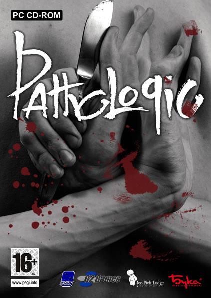 Pathologic Deutsche  Texte, Untertitel, Menüs, Videos, Stimmen / Sprachausgabe Cover