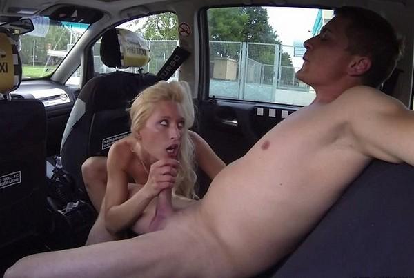 Czech Taxi 13 - A squirting massacre in a Czech cab