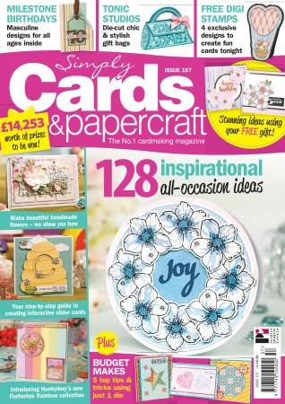 Simply Cards & Papercraft №157 2016