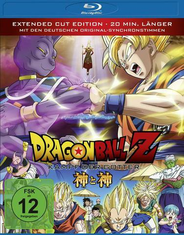 download Dragonball Z Movie 14 Kampf der Götter
