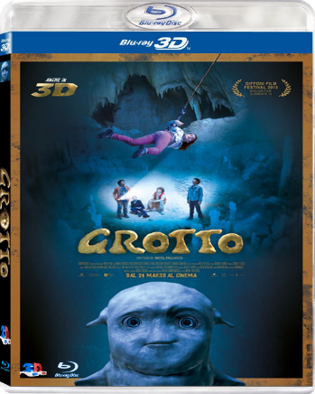 Grotto (2015) 3D-2D Bluray FULL Copia 1-1 AVC 1080p DTS HD MA ITA SUB-LSD