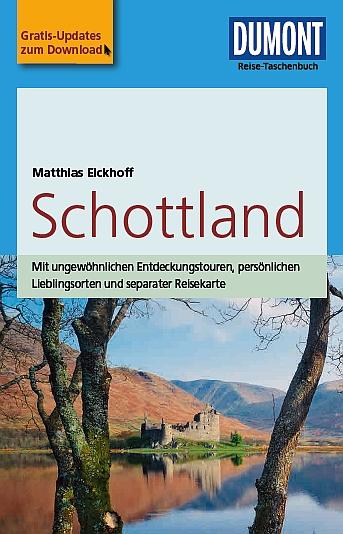 Dumont - Reise-Taschenbuch - Schottland