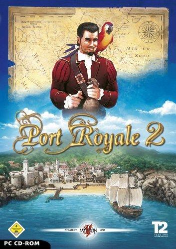 Port Royale 2 Deutsche  Texte, Untertitel, Menüs, Videos, Stimmen / Sprachausgabe Cover