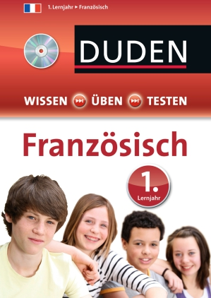 Duden - Französisch, 1. Lernjahr - Wissen, Üben, Testen