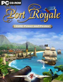 Port Royale Deutsche  Texte, Untertitel, Menüs, Videos, Stimmen / Sprachausgabe Cover