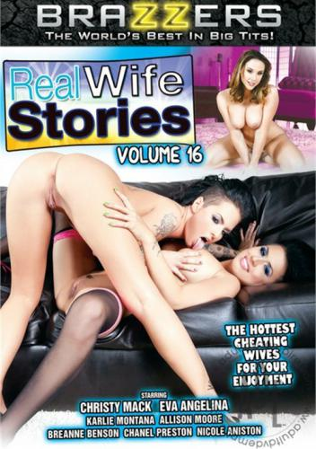 Real Wife Stories 16 Cover