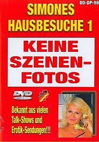 Simones Hausbesuche #1 Cover