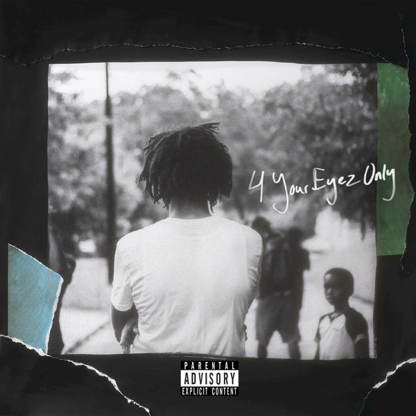J. Cole - 4 Your Eyez Only (2016)